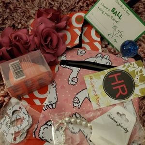 Messenger boy valentine gift bag with top instyle